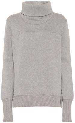 Alo Yoga Haze cotton-blend sweater