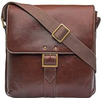 Hidesign Vespucci Medium Leather Vertical Messenger