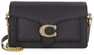 Coach Tabby Embellished Leather Crossbody Bag