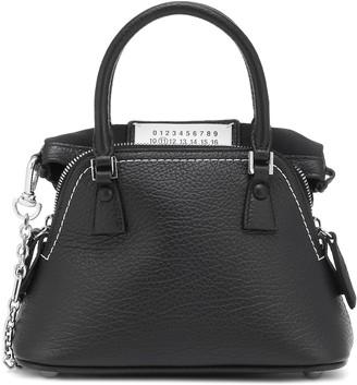 Maison Margiela 5AC Micro leather shoulder bag
