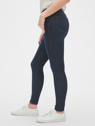 Gap Mid Rise True Skinny Jeans in Sculpt
