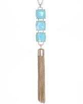 Diamond Tassel Pendant