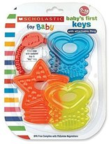 Scholastic Teether, Baby's First Keys by