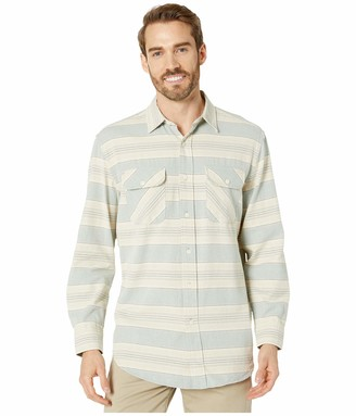 Pendleton Men's Long Sleeve Button Front Beach Shack Shirt