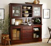 Pottery Barn Tucker Buffet & Hutch