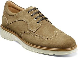 Florsheim Astor Wing Tip Derby - Wide Width Available