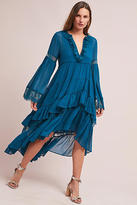 Maeve Meadow Ruffled Dress