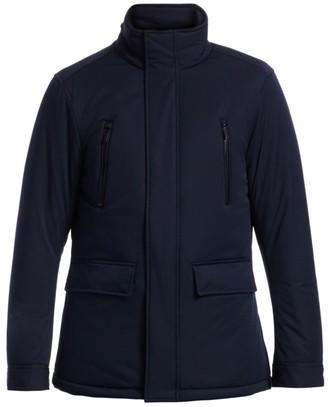 Emporio Armani Padded Zipper Pocket Jacket