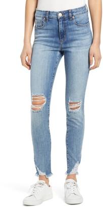 STS Blue Emma Ripped High Waist Skinny Jeans