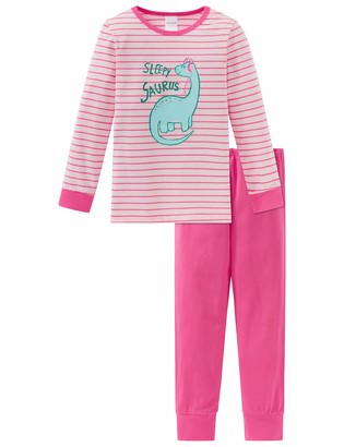 Schiesser Girls' Md Anzug Lang Pyjama Sets