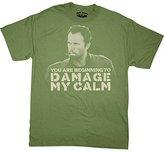 Ripple Junction Joss Whedon's Firefly Jayne You're Beginning to Damage My Calm Men's T-Shirt