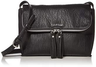 Calvin Klein Elaine Bubble Lamb Novelty Key Item Flap Crossbody