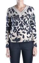 Anna Molinari Women's Multicolor Wool Sweater.