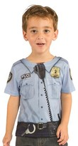 Faux Real Boys' Baby/Toddler Policeman Tee Costume
