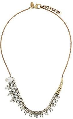 Iosselliani White Eclipse necklace