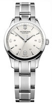 Victorinox Watch, Women's Alliance Stainless Steel Bracelet 30mm 241539