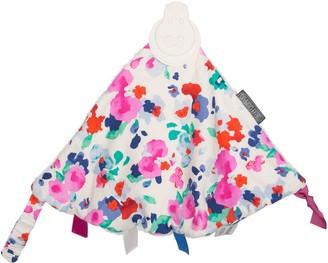 Kalencom Cheeky Chompers Winterbloom 2-in-1 Teether andSensory Blanket