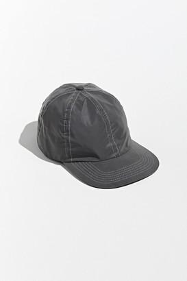 Urban Outfitters Iridescent Nylon Baseball Hat