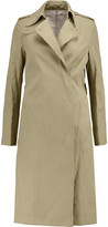 Helmut Lang Cotton-Blend Trench Coat