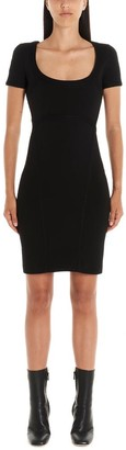 DSQUARED2 Fitted Mini Dress