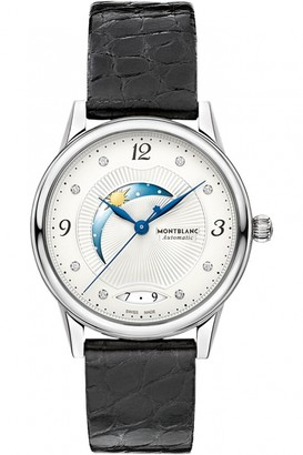Montblanc Ladies Boheme 34mm Day & Night Watch 112512