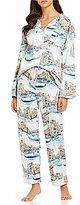 BedHead Classic Italy-Inspired Sateen Pajamas