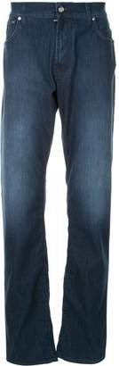 Corneliani high waisted jeans