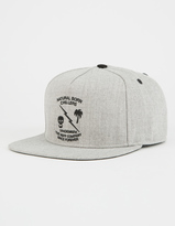 Neff Graphite Mens Snapback Hat