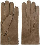 Eleventy shearling gloves