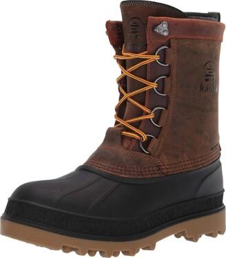 Kamik Men's William Snow Boot