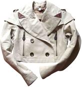 Burberry Short Trench Coat