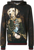 Dolce & Gabbana Royal Pet Portrait hoodie