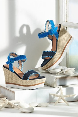 Soft Surroundings Caly Wedges