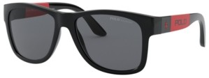 Polo Ralph Lauren Polarized Sunglasses, PH4162 54