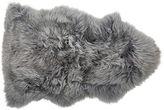 One Kings Lane Sheepskin Rug, Gray