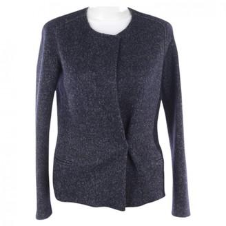 Etoile Isabel Marant Blue Leather Jackets