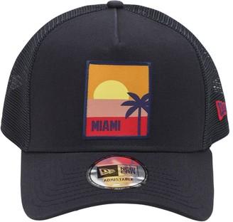 New Era Location Trucker Hat