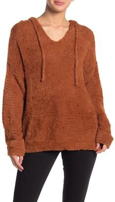 Lush V-Neck Pullover Sweater