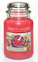Yankee Candle Classic large jar red raspberry