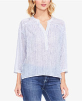 Vince Camuto Two By Striped Top