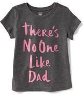 Old Navy Graphic Scoop-Neck Tee for Toddler
