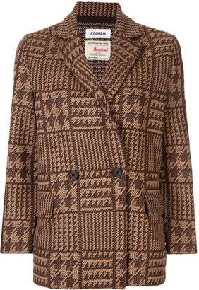 Coohem tech tweed jacket