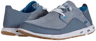 Columbia Bahamatm Vent Loco Relax III (Graphite/Blue Chill) Men's Shoes