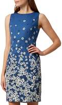 Hobbs London Moira Printed Sheath Dress