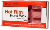 BeautyPRO Hot Film Hard Wax Block 500g