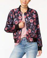 Hippie Rose Juniors' Bomber Jacket
