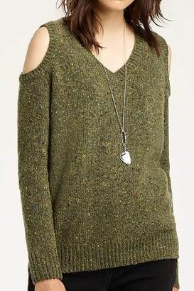 Rebecca Minkoff Page V-Neck Sweater
