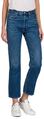 Replay Women's Alexys Straight Jeans