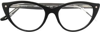 S'nob Cougar clip-on lens glasses