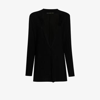 Alled Martinez Single-Breasted Evening Jacket